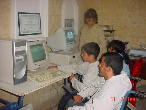 EDS Atelier informatique
