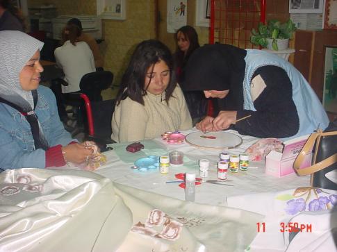 EDS Atelier peinture sur soie