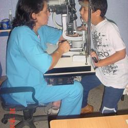 Dépistage  ' ophtalmologie'