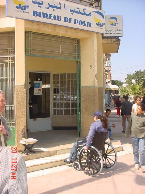 Lutte contre les discrimination, marginalisation et traitement avilissant aux personnes handicapées