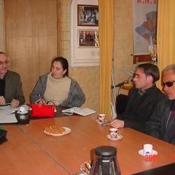 Rencontre avec l'Association de l'Akhdaria