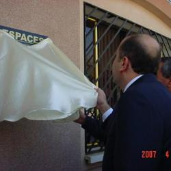 Inauguration Espaces