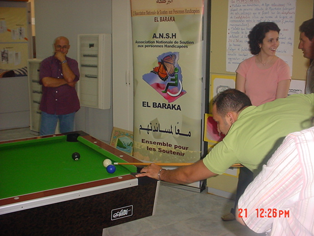 Tournois de billard