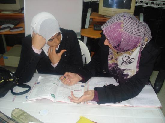Atelier scolarisation