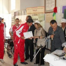 Action de sensibilisation (Commune d'Ain Taya)