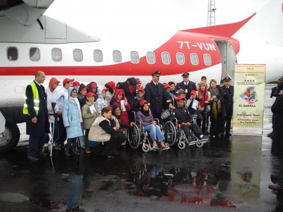 Portes ouvertes Air Algerie