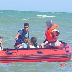 1ere sortie en mer