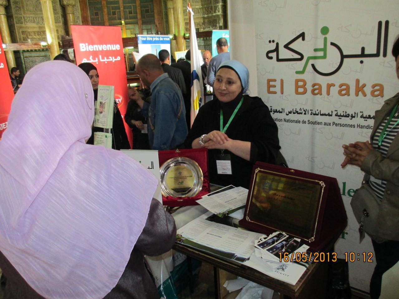 Action au sein de la Grande poste d'Alger